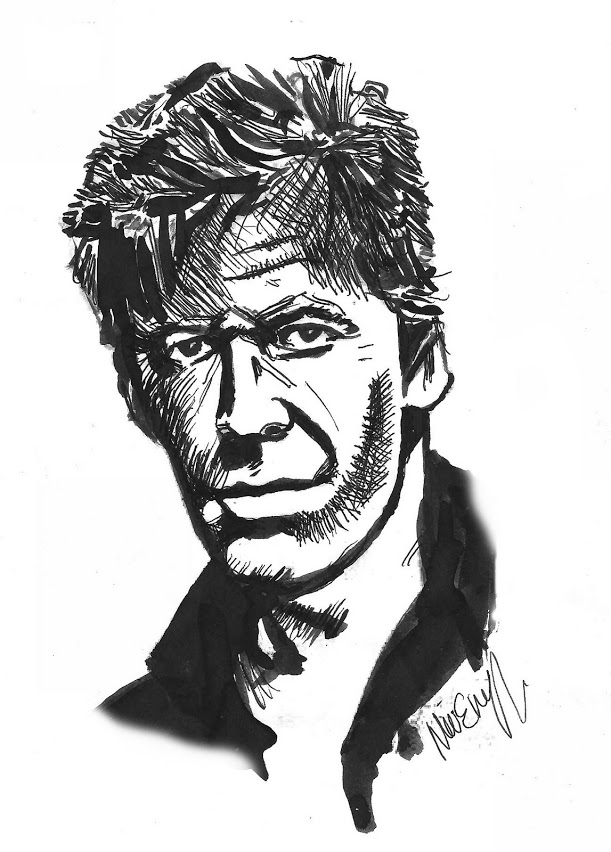 Pat Mills by Neil Emery