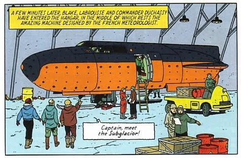Blake & Mortimer: The Sarcophagi of the Sixth Continent Part 2 Sample Panel