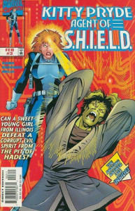 Kitty Pryde, Agent of S.H.I.E.L.D. #3