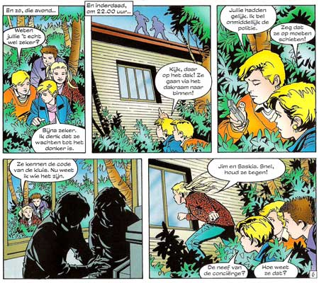 Art for Emma's Gedachten  (Tina Issue 42, 2008)