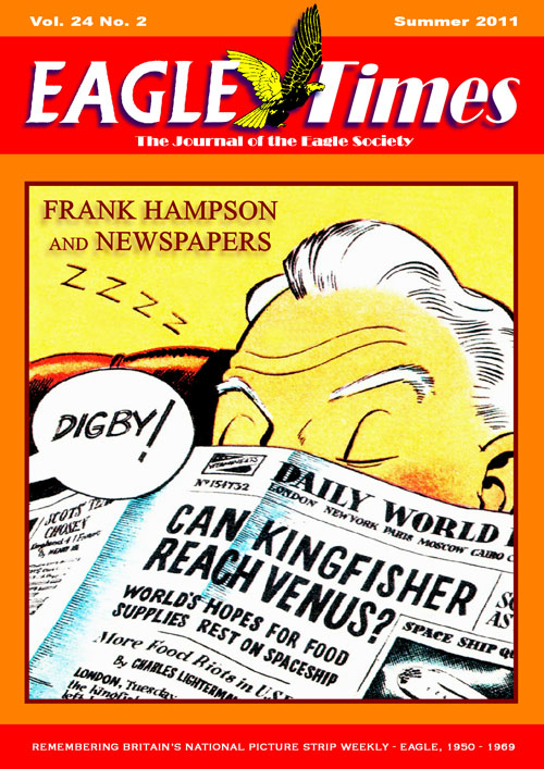 Eagle Times (Volume 24, Number Two - Cover