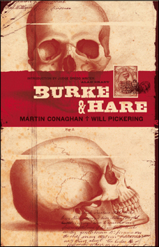 Burke and Hare - Cover