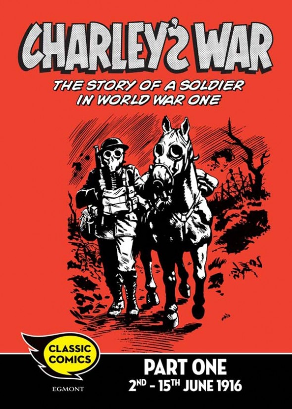 Classic Comics: CHarley's War Part 1 (Egmont Digital Edition)