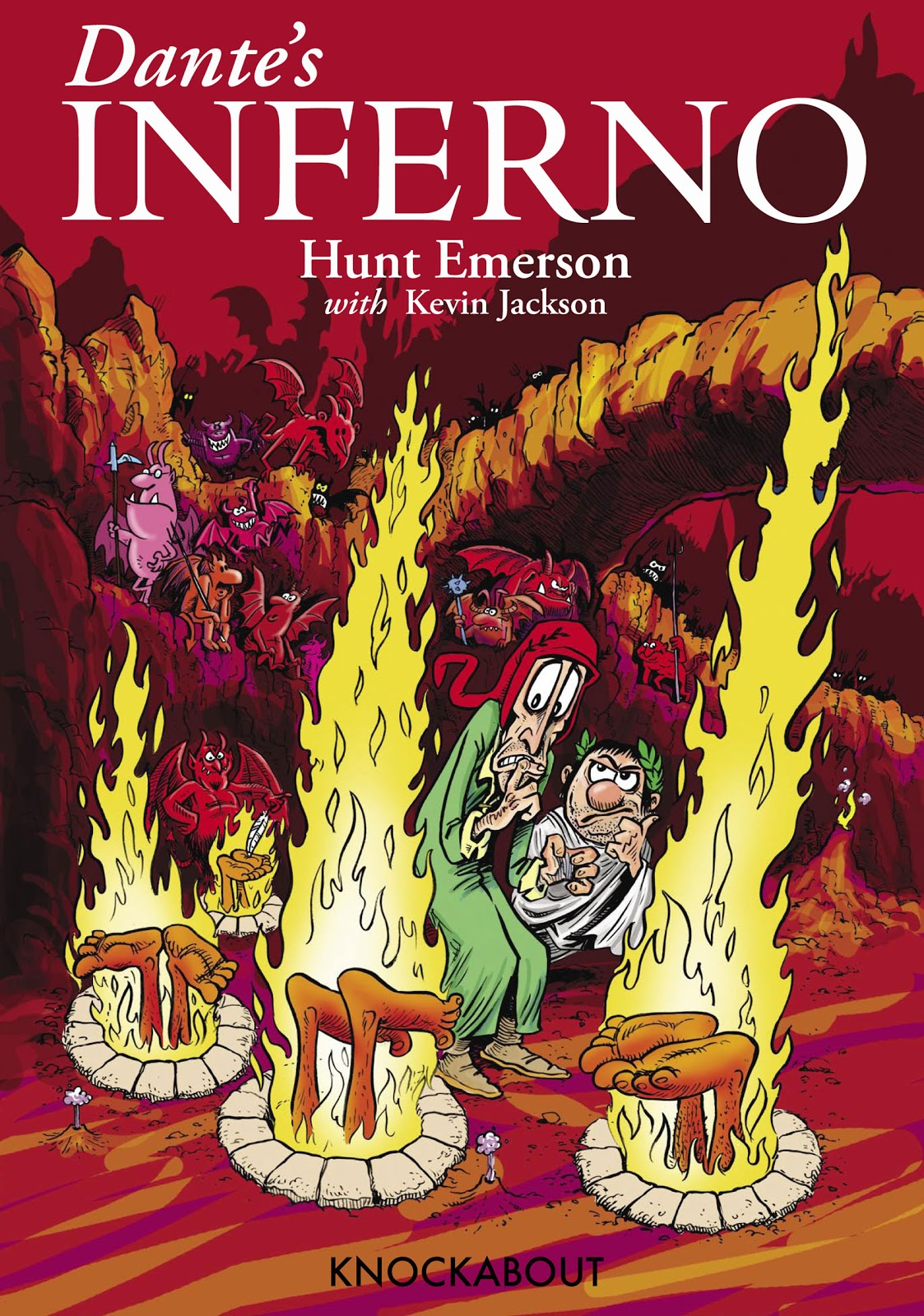 Dante's Inferno, adapted by Hunt Emerson