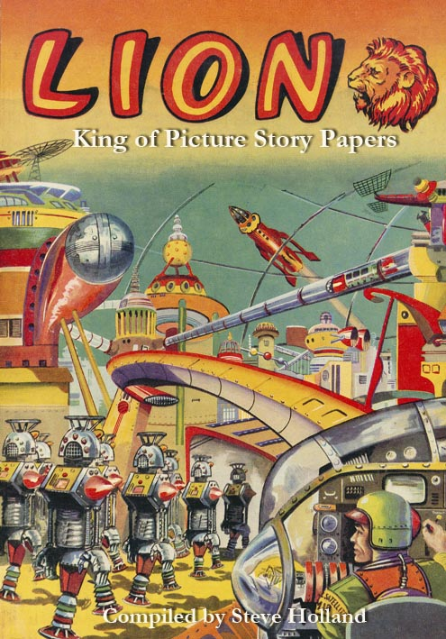 Lion, KIng of the Story Papers - Cover