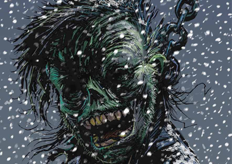 Art from The Man Who Laughs by Mark Stafford