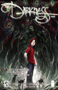The cover of The Darkness #112 by Stjepan Sejic