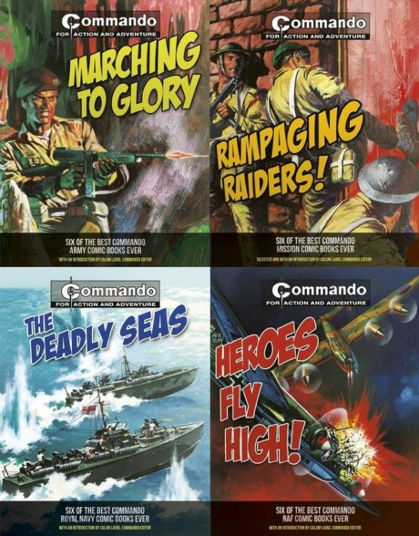 Prion Commando collections due for August 2013 release