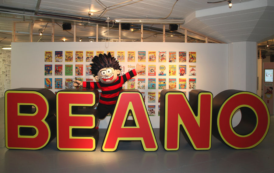 Beanotown opens at the Southbank Centre