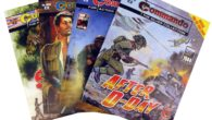 """It's all change for Commando as DC Thomson unveil the first set to feature new-style gatefold-out covers. """"Over the last two years we've been listening to our readers' thoughts about..."""