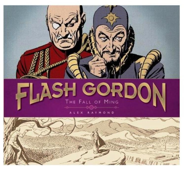 The Complete Flash Gordon Volume 3: The Fall of Ming