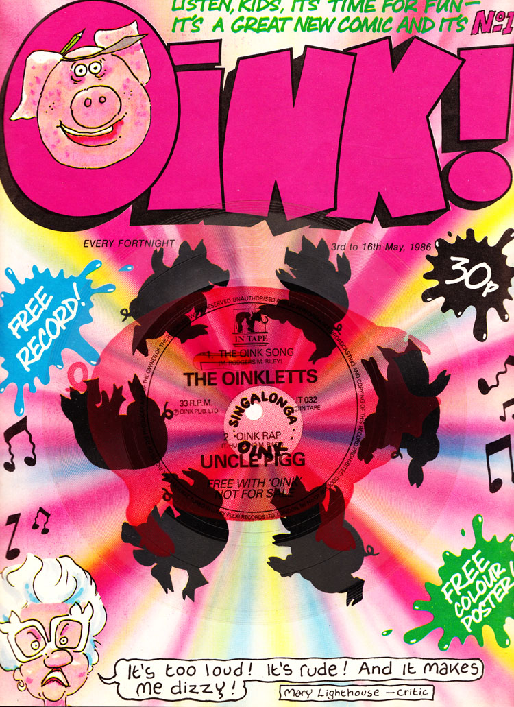 Oink! Issue 1