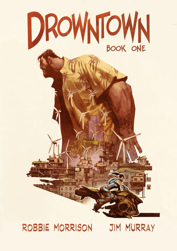 Drowntown Book One