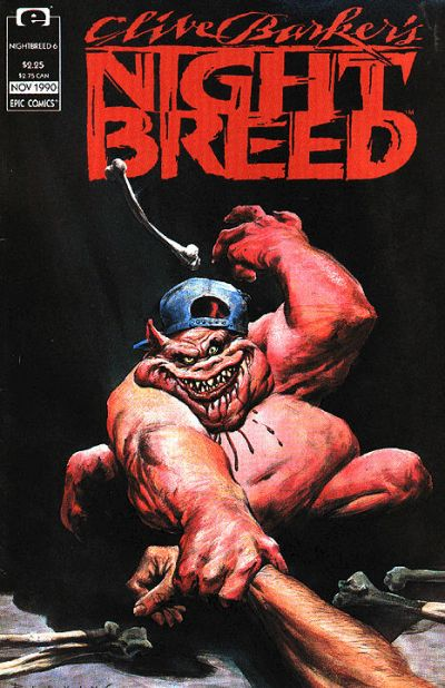 Clive Barker's Nightbreed Issue 6