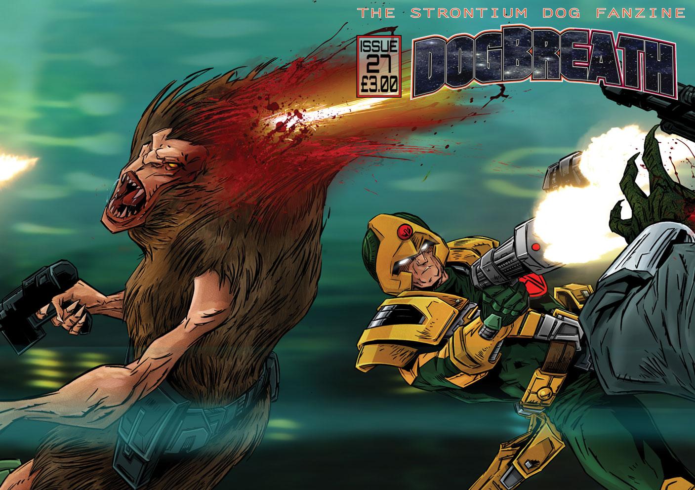 Dogbreath Issue 27