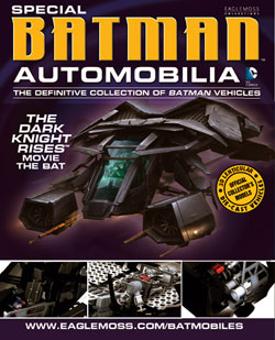 Batman Automobilia Special