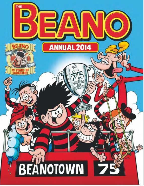 Beano Annual 2014