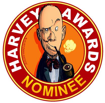 Harvey Awards Nominee