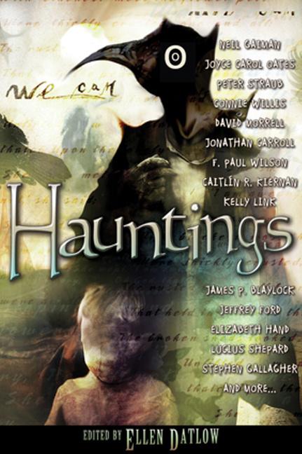 Hauntings Anthology