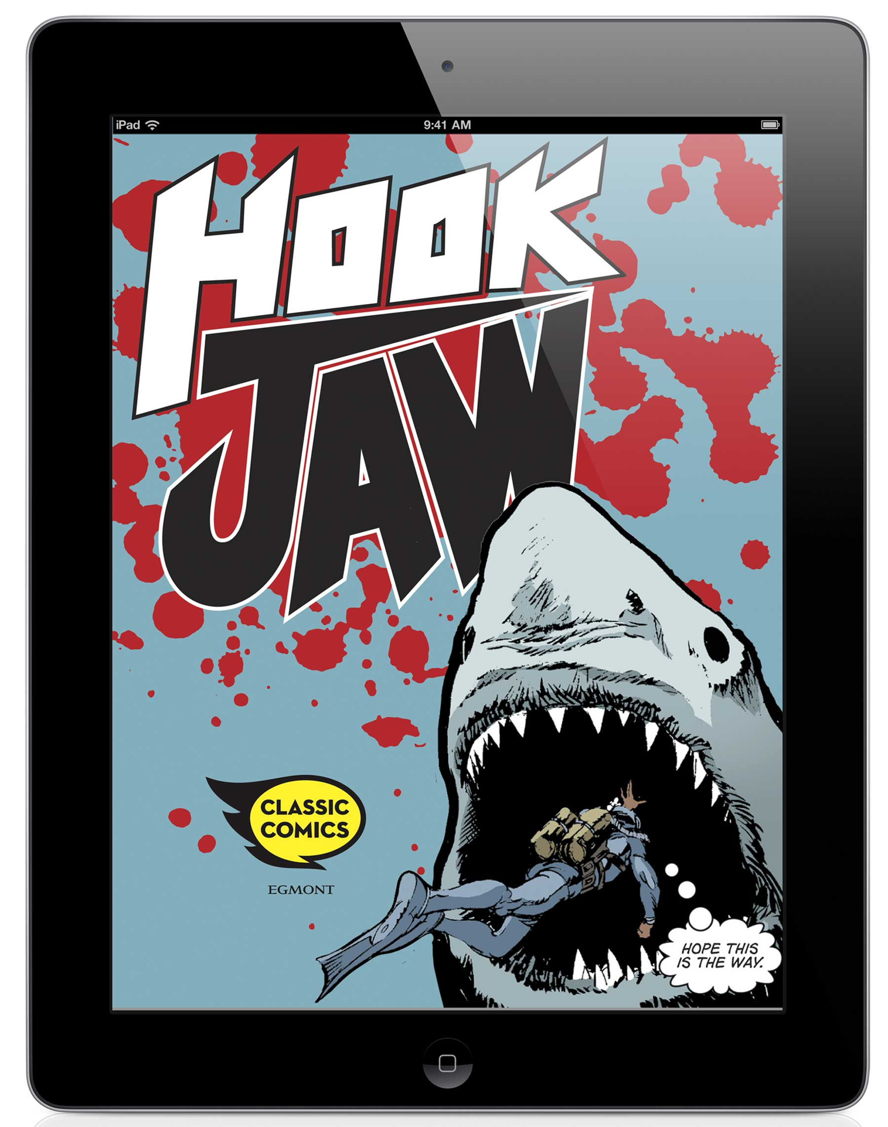 Hook Jaw Book 1