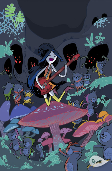 Marceline by Shelli Paroline
