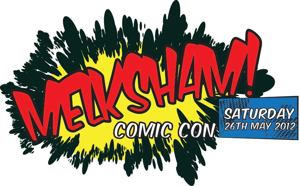 Melksham Comic Convention 2013