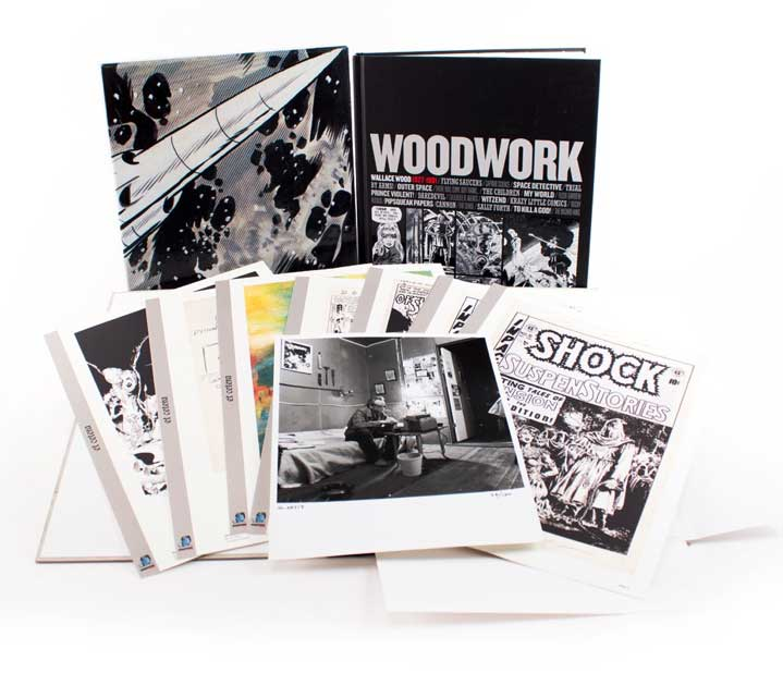 Woodwork - The Art of Wallace Wood