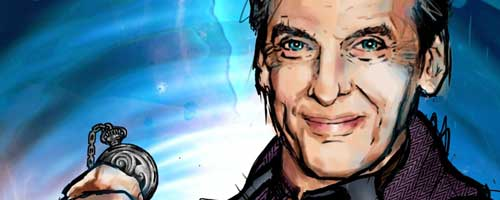 The Twelfth Doctor by Lucas Bowers