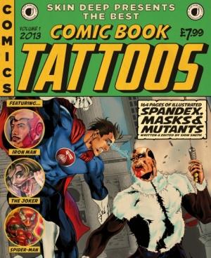 Skin Deep Presents the Best Comic Book Tattoos
