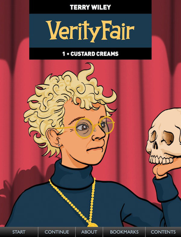 Verity Fair by Terry Wiley
