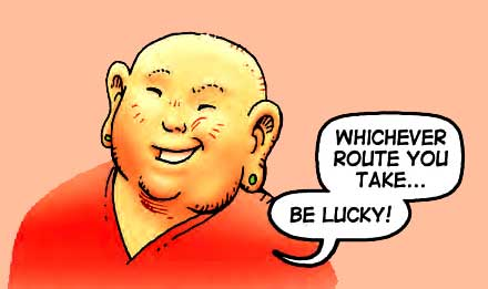 Tales of the Buddha by Jon Haward