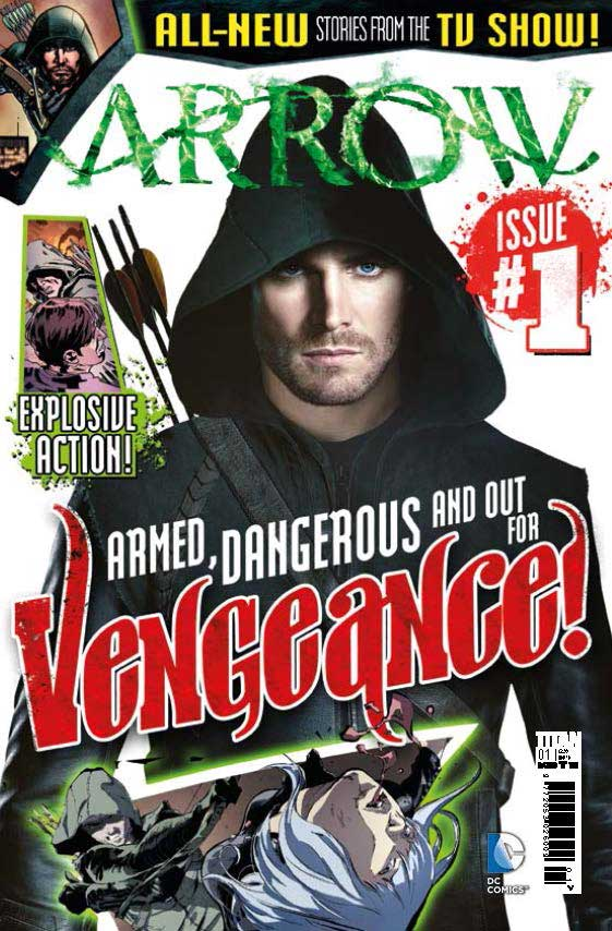 Titan Comics Arrow #1