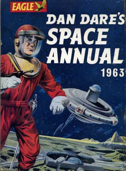 Dan Dare Space Annual