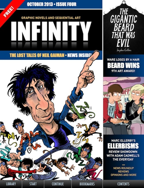 Infinity Issue 4