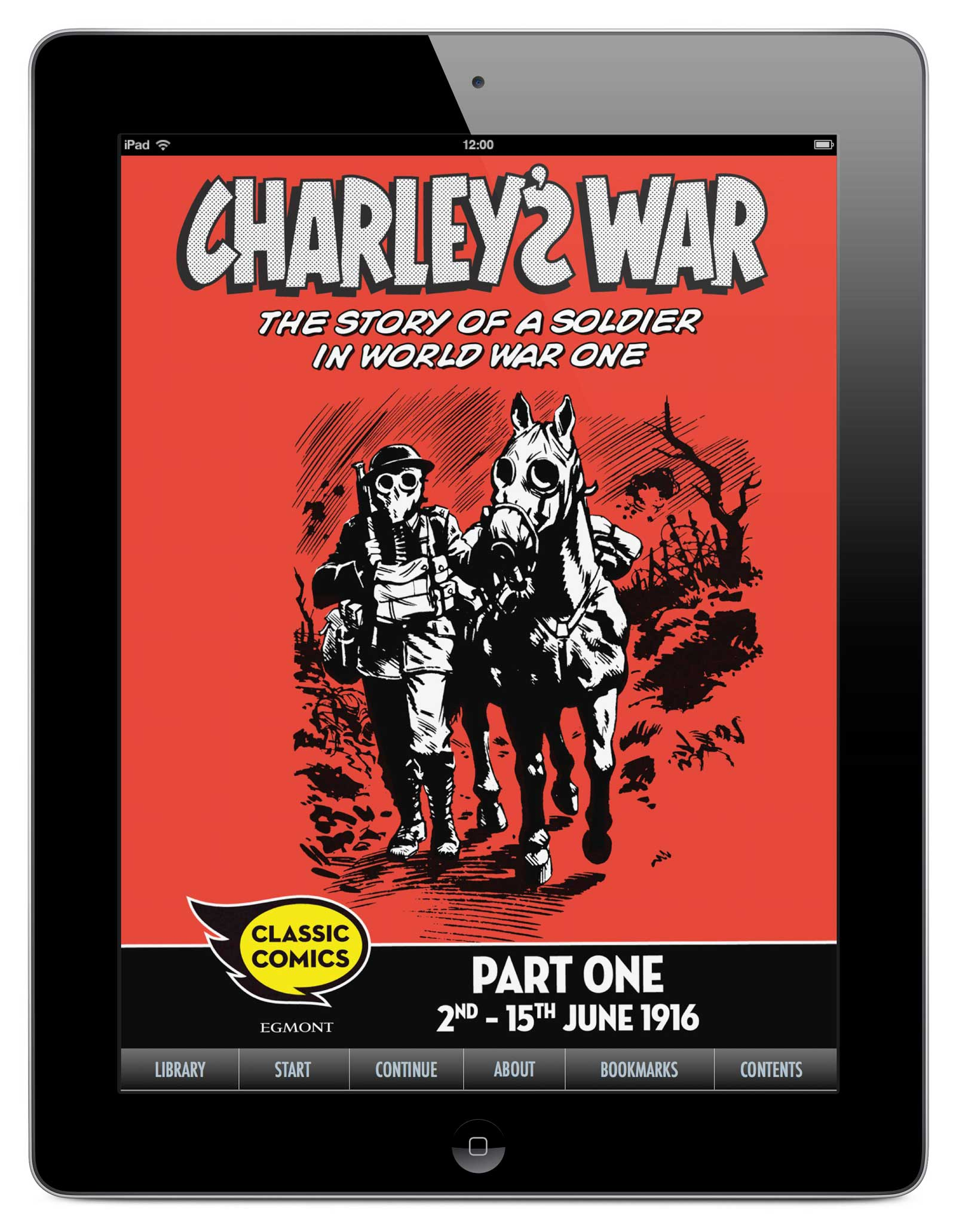 Charley's War on SEQUENTIAL