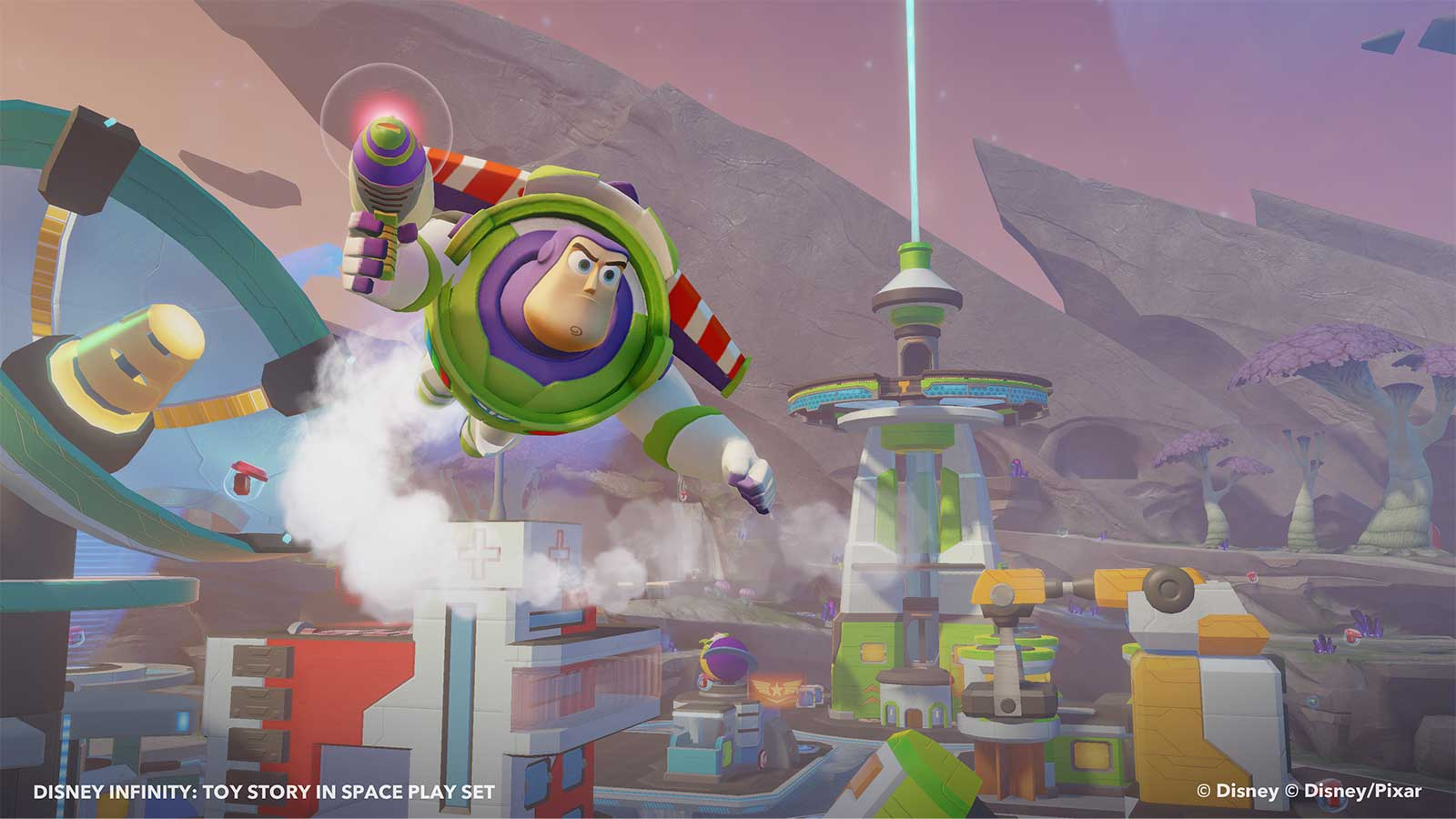 Disney Infinity: Toy Story in Space
