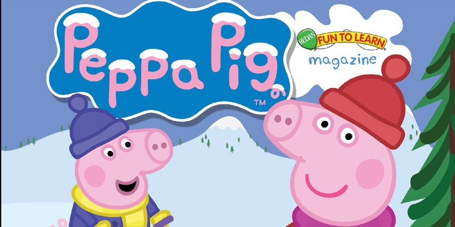 Peppa Pig Digital Magazine
