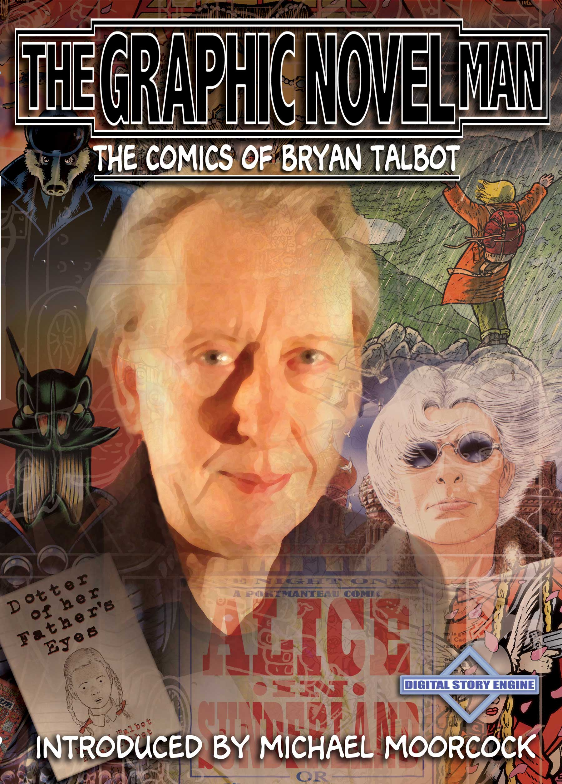 Bryan Talbot: Graphic Novel Man