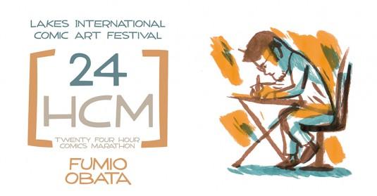 LICAF 2014 24 Hour Marathon - Fumio Obata