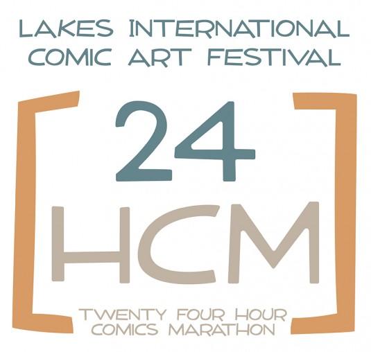 LICAF 24 Hour Marathon Logo