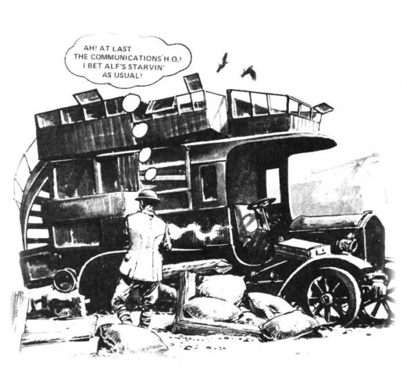 Charley's War: Art by Cam Kennedy