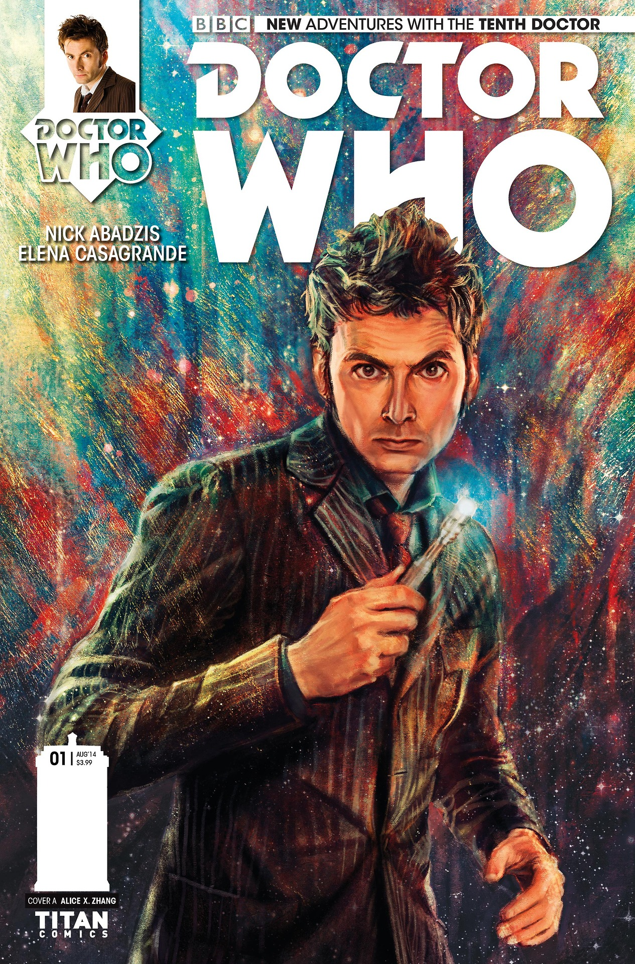 Doctor Who: Tenth Doctor #1