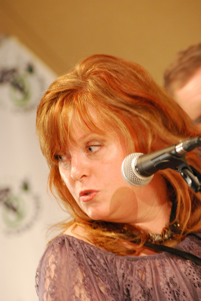 Gail Simone, March 2013. Photo:
