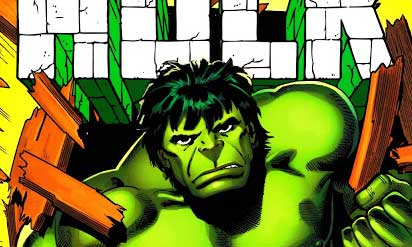 Hulk From the Marvel UK Vaults
