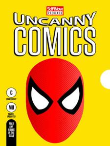 Uncanny Comics