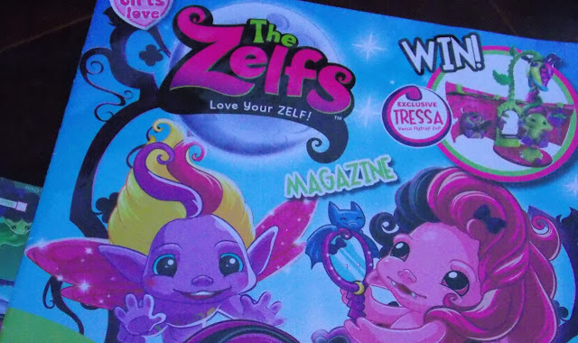 A preview edition of Zelfs Magazine was circualted in July last year. Image courtesy the MumofThree blog