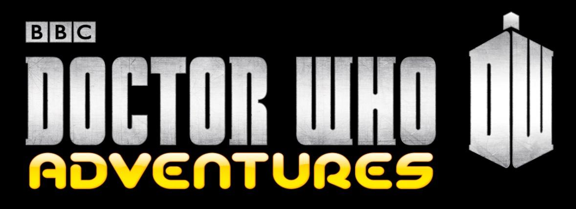 Doctor Who Adventures Logo