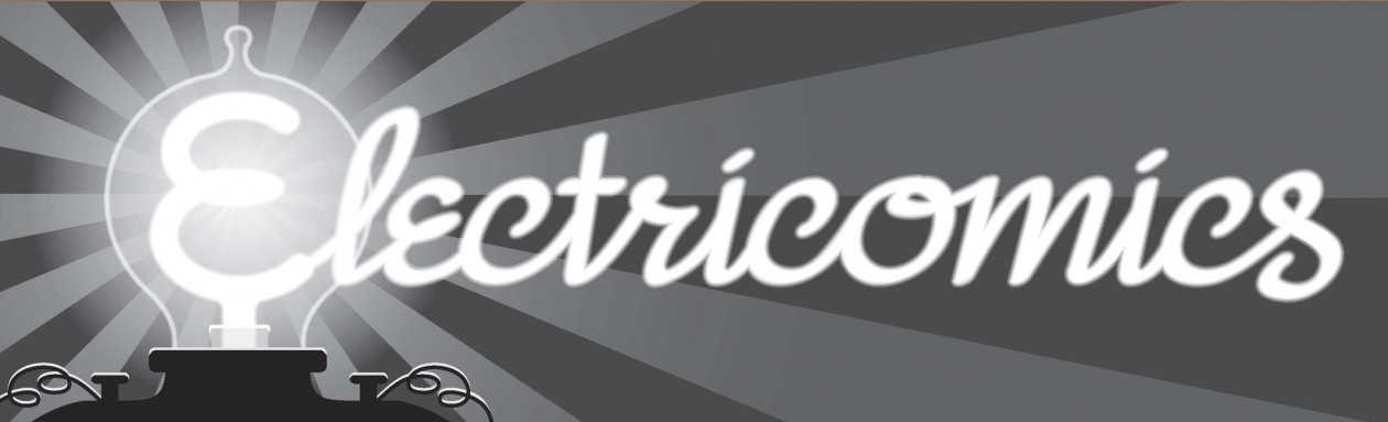 Electricomics Logo