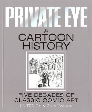 Private Eye: A Cartoon History