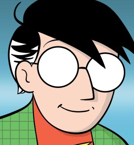Scott McCloud's signature ident online